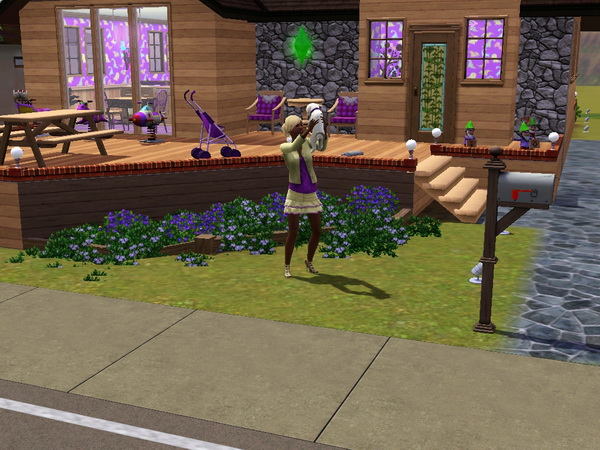 sims 3 how to find a unicorn in appaloosa plains